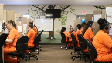 'They outperformed everyone': How training can transform an incarcerated workforce